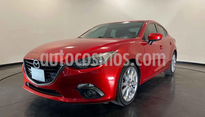 Mazda 3 Hatchback i Touring usado (2015) color Rojo precio $214,999