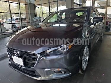 Foto Mazda 3 Hatchback s Grand Touring Aut usado (2018) color Gris Titanio precio $315,000