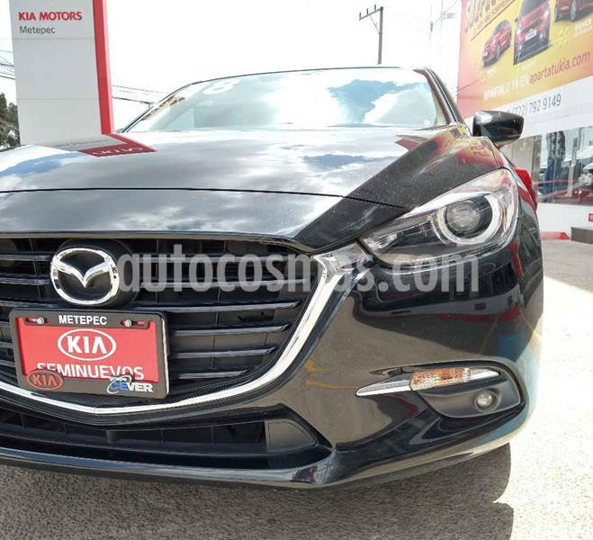 Mazda 3 Hatchback s Grand Touring Aut usado (2018) color Negro precio $289,900
