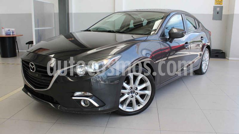 Mazda 3 Hatchback s usado (2016) color Gris precio $215,000
