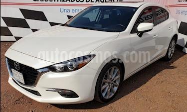 Mazda 3 Hatchback i Grand Touring Aut usado (2018) color Blanco Perla precio $260,000