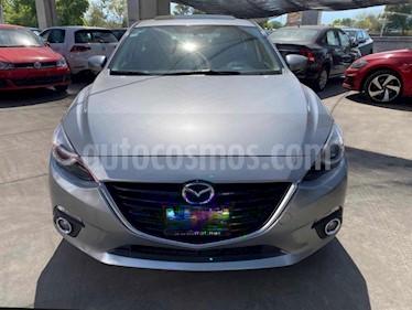 Mazda 3 Hatchback i Grand Touring Aut usado (2016) color Plata precio $220,000