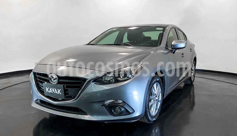 Mazda 3 Hatchback i Touring usado (2015) color Gris precio $219,999