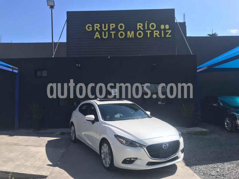 Mazda 3 Hatchback s Grand Touring Aut usado (2017) color Blanco precio $269,800