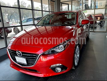 Mazda 3 Hatchback s Grand Touring Aut usado (2015) color Rojo precio $219,000