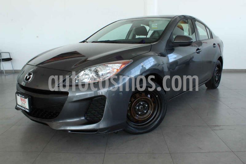 Mazda 3 Hatchback i Aut usado (2013) color Gris precio $143,000
