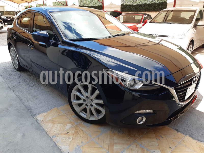 Mazda 3 Hatchback s Grand Touring Aut usado (2016) color Negro precio $240,000
