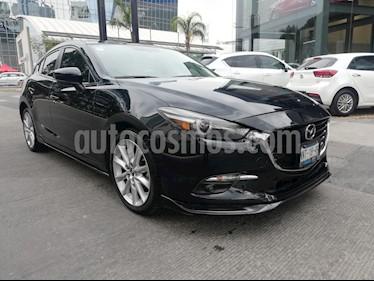 Mazda 3 Hatchback s Grand Touring Aut usado (2017) color Negro precio $250,000