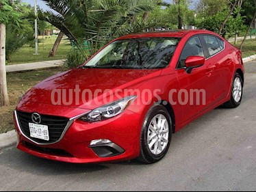Mazda 3 Hatchback i Touring Aut usado (2016) color Vino Tinto precio $199,000
