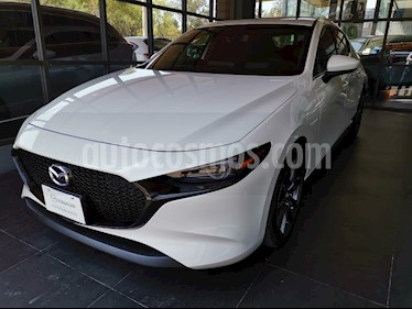 Mazda 3 Hatchback i Grand Touring Aut usado (2019) color Blanco precio $385,000