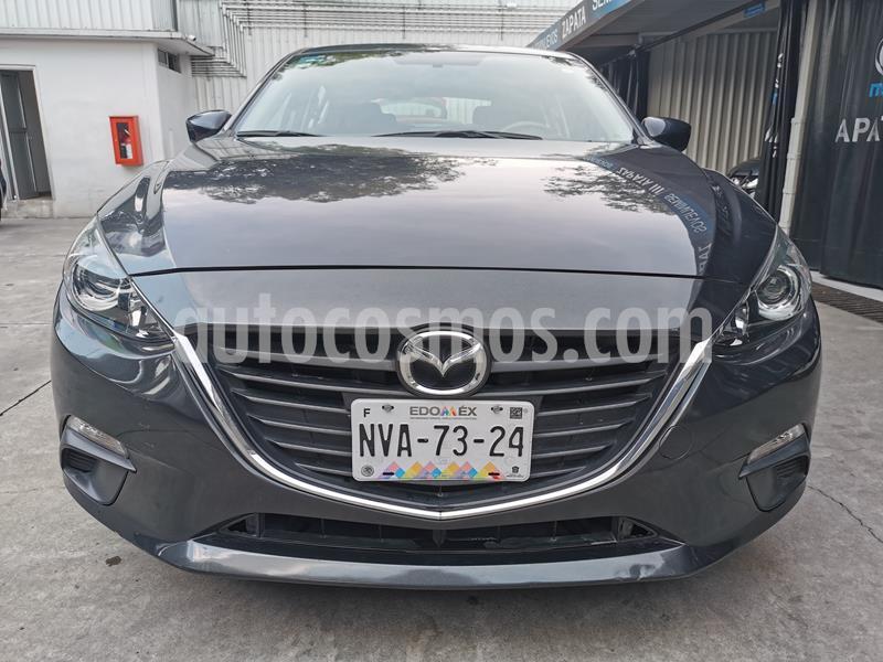 Mazda 3 Hatchback i Touring Aut usado (2015) color Gris Titanio precio $175,000