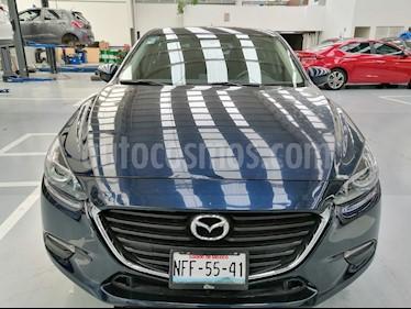 Mazda 3 Hatchback i Touring usado (2018) color Azul Marino precio $259,000
