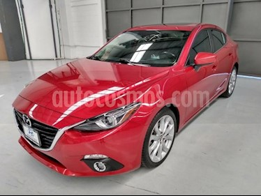 Mazda 3 Hatchback 4p Sedan s Grand Touring L4/2.5 Aut usado (2015) color Rojo precio $260,000