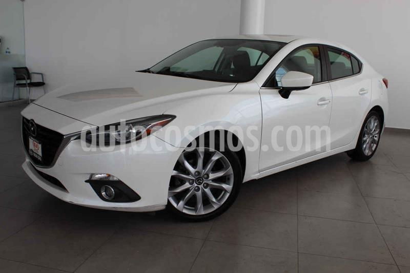 Mazda 3 Hatchback s Grand Touring Aut usado (2014) color Blanco precio $199,000