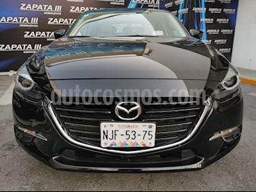 Mazda 3 Hatchback s Grand Touring Aut usado (2018) color Negro precio $315,000