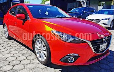 Mazda 3 Hatchback s Grand Touring Aut usado (2015) color Rojo precio $200,000