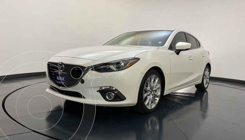 Mazda 3 Hatchback i Grand Touring Aut usado (2015) color Blanco precio $204,999