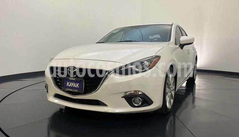 Mazda 3 Hatchback s Grand Touring Aut usado (2016) color Blanco precio $247,999
