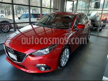 Mazda 3 Hatchback s Grand Touring Aut usado (2016) color Rojo precio $239,000