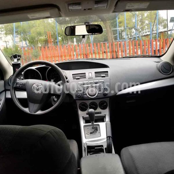 Mazda 3 Hatchback i Touring Aut usado (2010) color Gris precio $110,000