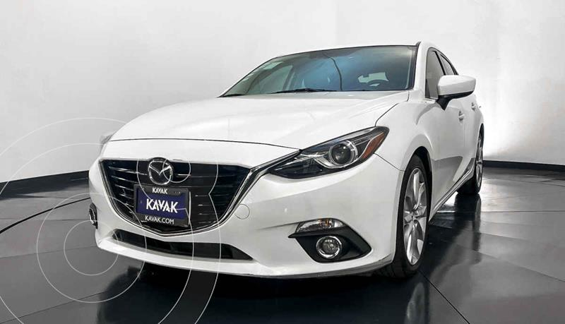 Mazda 3 Hatchback i Grand Touring Aut usado (2015) color Blanco precio $232,999