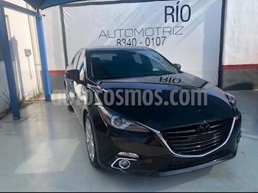 Mazda 3 Hatchback s Grand Touring Aut usado (2016) color Negro precio $249,000