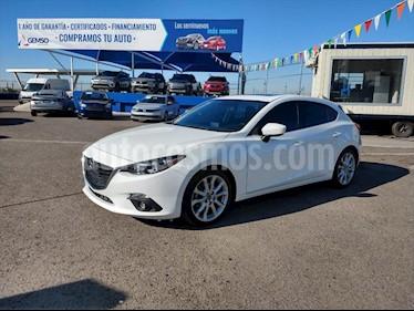 foto Mazda 3 Hatchback s Sport Aut usado (2016) color Blanco precio $220,000