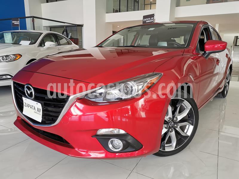 Foto Mazda 3 Hatchback s Grand Touring Aut usado (2016) color Rojo precio $254,000
