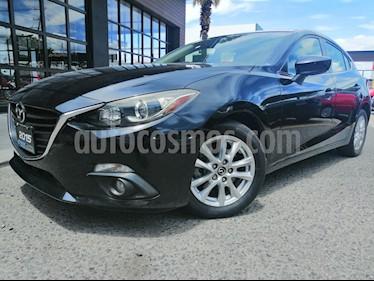 Mazda 3 Hatchback s Sport Aut usado (2015) color Negro precio $205,000