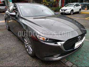 Mazda 3 Hatchback 4P I SPORT 2.5L AT QC RA-16 usado (2019) color Gris precio $327,000