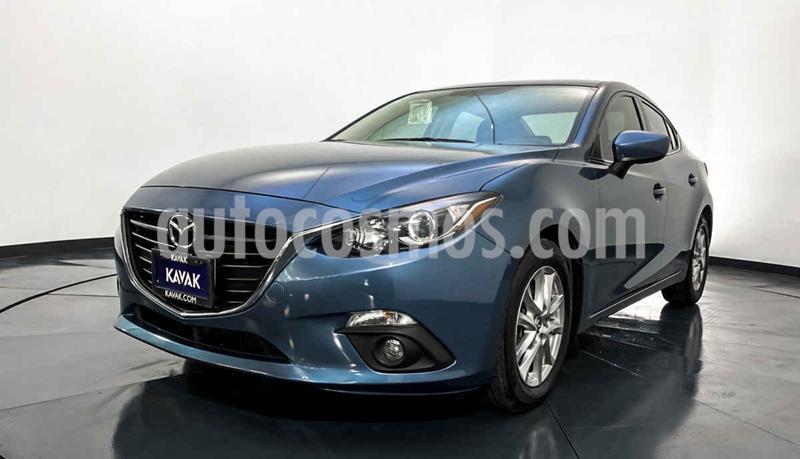 Mazda 3 Hatchback s Aut usado (2014) color Azul precio $194,999