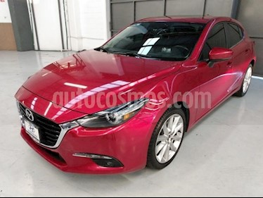 Mazda 3 Hatchback s Grand Touring Aut usado (2017) color Rojo precio $290,000