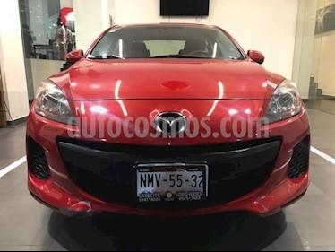 Mazda 3 Hatchback 4P I TOURING 2.0L TM5 RA-16 usado (2013) color Rojo precio $155,500