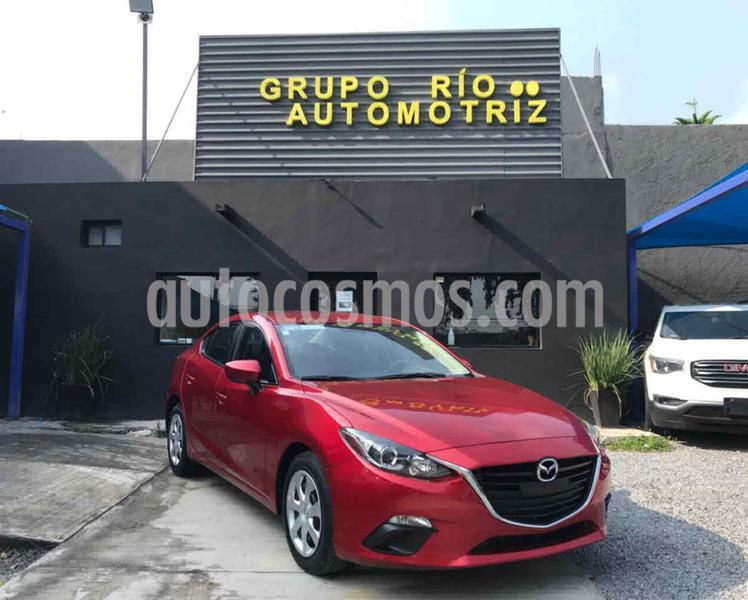 Mazda 3 Hatchback i Touring Aut usado (2016) color Rojo precio $198,000