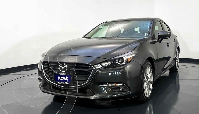 Mazda 3 Hatchback s Grand Touring Aut usado (2017) color Gris precio $287,999