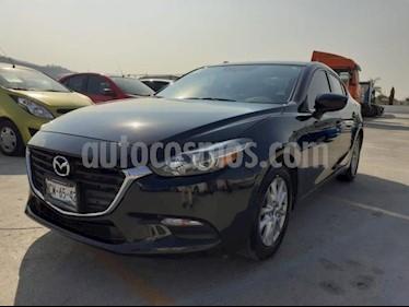 Mazda 3 Hatchback 4P I TOURING 2.5L TM6 QC RA-16 usado (2018) color Negro precio $278,000