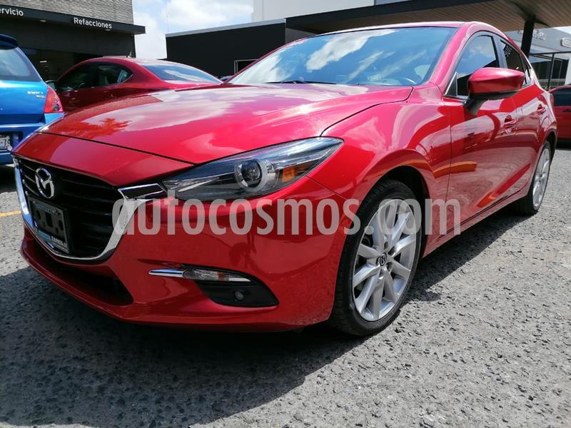 Foto Mazda 3 Hatchback s Grand Touring Aut usado (2018) color Rojo precio $304,000