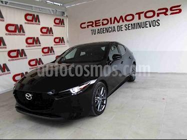 Mazda 3 Hatchback i Grand Touring Aut usado (2019) color Negro precio $336,000