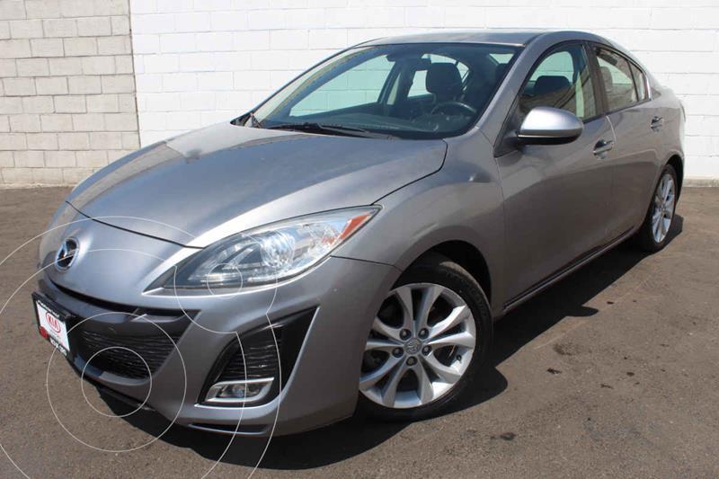 Foto Mazda 3 Hatchback s Grand Touring Aut usado (2011) color Gris precio $140,000