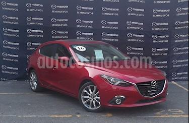 Mazda 3 Hatchback s Grand Touring Aut usado (2016) color Rojo precio $234,000