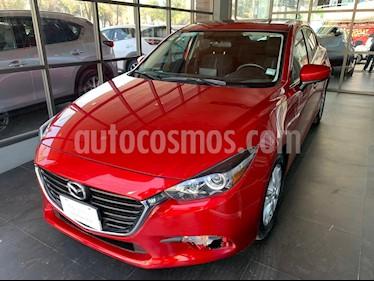 Mazda 3 Hatchback i Touring usado (2017) color Rojo precio $233,000