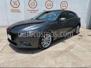 Mazda 3 Hatchback i Touring usado (2018) color Gris precio $322,000