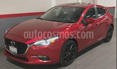 Mazda 3 Hatchback 5P HB S GRAND TOURING 2.5L TA PIEL QC GPS F. LED  usado (2018) color Rojo precio $315,000