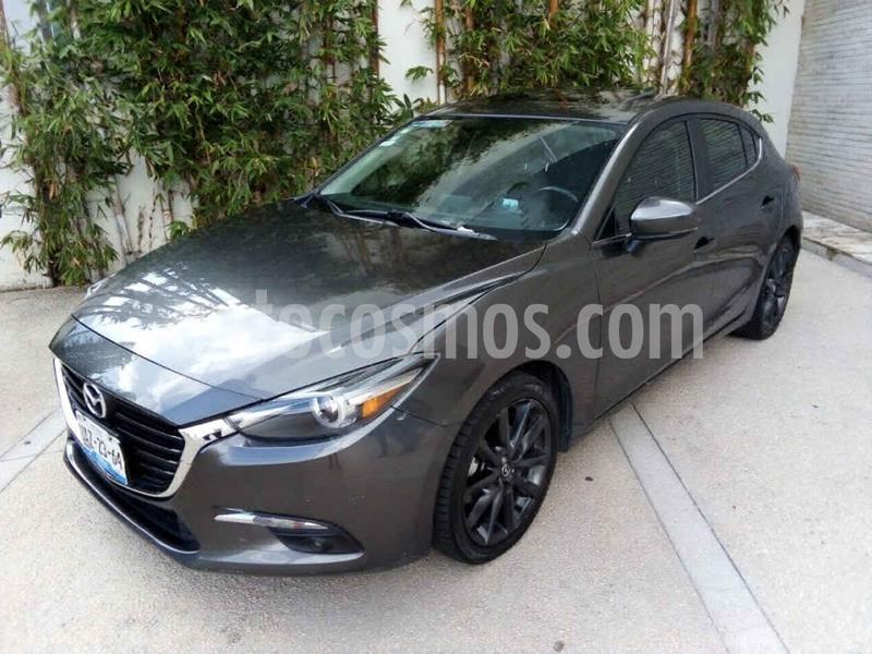 Mazda 3 Hatchback s Grand Touring Aut usado (2018) color Gris precio $277,000