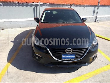 Mazda 3 Hatchback s usado (2016) color Negro precio $190,000