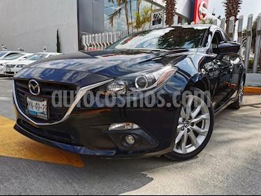Mazda 3 Hatchback s usado (2016) color Negro precio $205,000