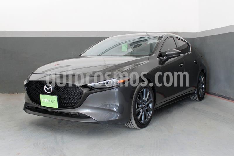 Mazda 3 Hatchback i Grand Touring Aut usado (2020) color Gris precio $409,000