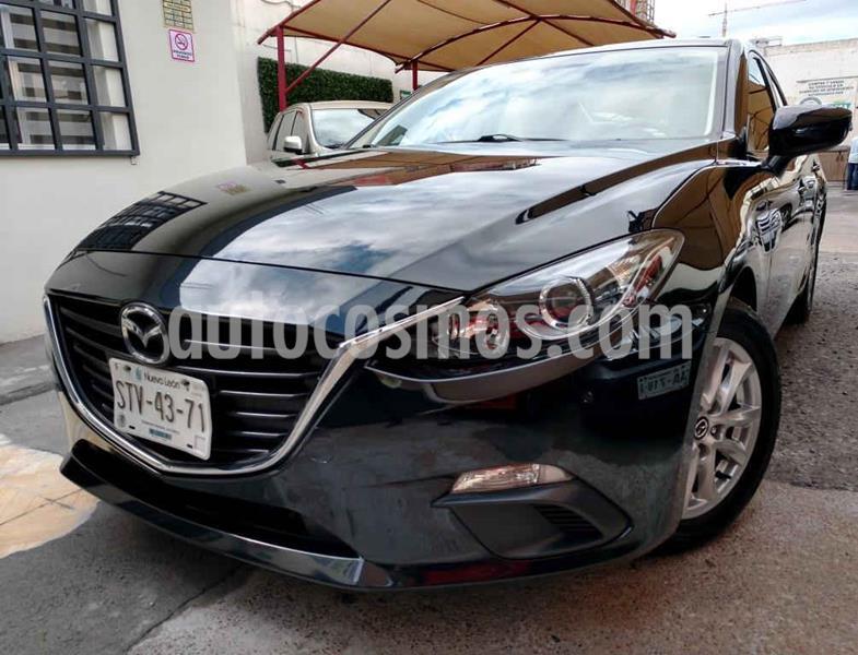 Mazda 3 Hatchback i Touring Aut usado (2016) color Negro precio $215,000