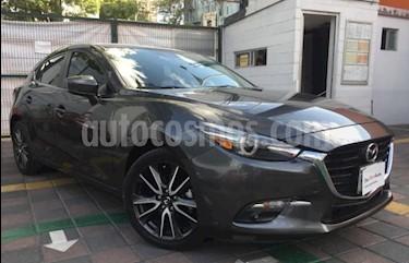 Mazda 3 Hatchback i Grand Touring Aut usado (2017) color Gris precio $275,000