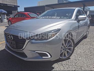 Mazda 3 Hatchback s Grand Touring Aut usado (2018) color Plata Sonic precio $305,000